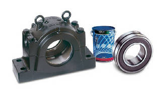 Spherical Roller Bearings target conveyors in harsh conditions.