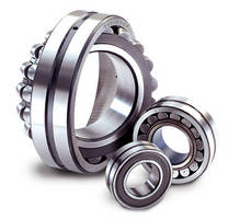 Self-Aligning Roller Bearings operate in harsh conditions.