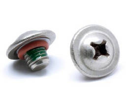 Self-Sealing Fasteners suit heavy-duty applications.
