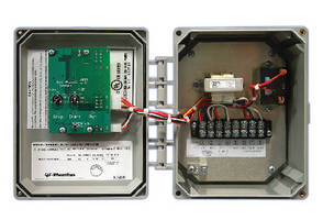 Pump Motor Control Panel utilizes floatless technology.