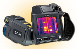 Thermal Imaging Camera integrates Wi-Fi connectivity.