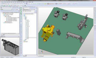 CAE Software integrates fluid engineering, mechanical design.