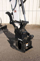 Plate Compactor Attachments  expand excavator versatility.