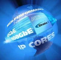 Gigabit Ethernet IP Cores reduce design complexity.