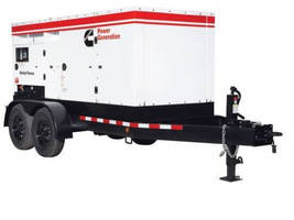 Mobile Generator Sets have EPA Tier 4 emissions rating.