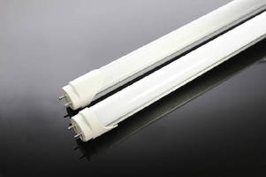 LED Linear T8 Lamp replaces 4 ft fluorescent tubes.