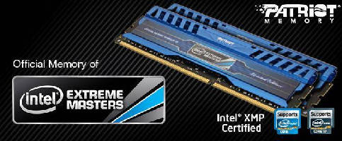 DDR3 Memory Modules support extreme gaming systems.
