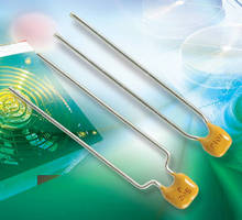 Radial-Leaded PTC Thermistors offer under 2 sec response time.