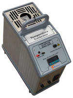 Portable Dry Block Calibrators have 10 to 350�C range.