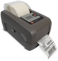 Desktop Barcode Printer combines high capacity, 6 ips operation.
