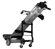 Stair Climbers offer retractable dolly attachment.