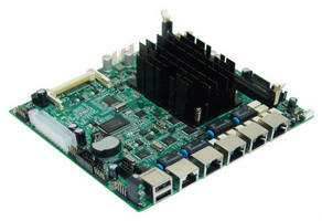 Mini-ITX Embedded Motherboard leverages Cedarview processors.