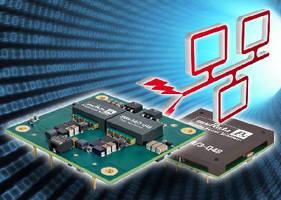 DC-DC Isolated Converter suits PoE applications.