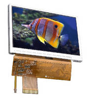 TFT LCD Module targets industrial and medical devices.