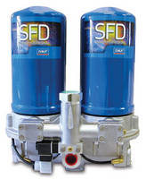 Separator Filter Dryer delivers contaminant-free compressed air.