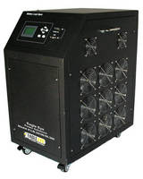 Discharge Testing System maximizes forklift battery health.