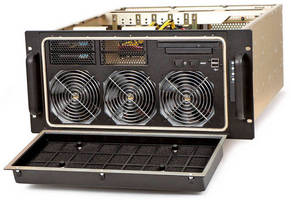 Rackmount GPU Server comes in rugged, military grade enclosure.