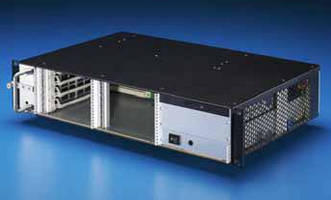 Rugged VME64x Enclosure has 9U monolithic backplane.