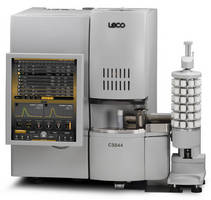Carbon/Sulfur Analyzers support automated shuttle loaders.