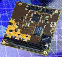 PC/104-Size GbE Module offers high-speed networking connectivity.