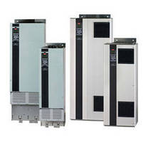 Compact Drives reduce control room, panel space requirements.