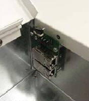 PoE Interlock Switch secures wireless network equipment.