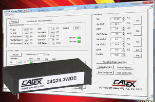 Digital DC/DC Converters feature 4:1 input range.