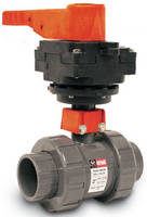 Manual Limit Switch has spring return handle.