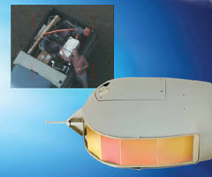 Camera System offers advanced imaging payload for small UAVs.