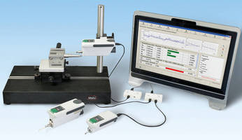 Surface Measuring System combines portability and performance.