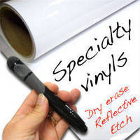 Specialty Vinyl helps create unique visuals.