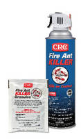 Fire Ant Insecticide comes in aerosol and granular form.