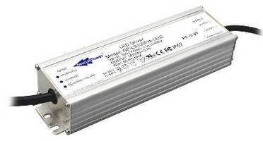 LED Drivers offer 91% power conversion efficiency.