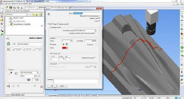 Inspection Software supports reverse engineering.