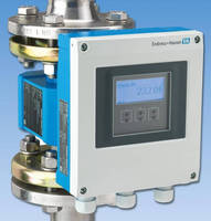 Electromagnetic Flowmeter serves water, wastewater applications.