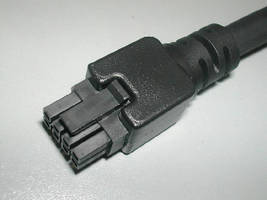 Signal and Power Connectors use overmolding for strain relief.