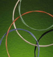 Color-Coded PEEK Tubing comes in diverse style, size options.