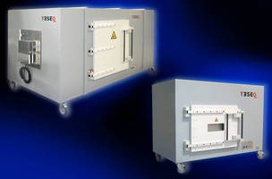 Mobile Reverberation Chambers feature plug-and-play design.