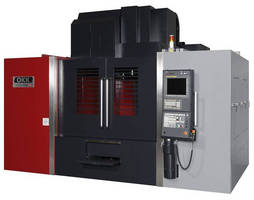 Vertical Machining Center is built for rigidity, accuracy.