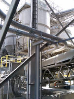 Tubular Drag Conveyor targets cement industry.