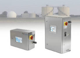 Biogas Analyzer controls desulphurization.