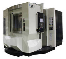 Five-Axis HMC is suited for aerospace grinding applications.