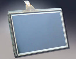 TFT Display with Optical Bonding suits outdoor applications.