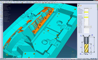 CAD/CAM Software meets needs of mold, tool, and die makers.