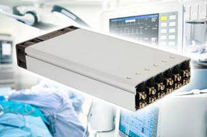 Modular Power Supplies feature 38.3 dBA of acoustic noise.
