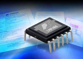 LED Driver Reference Design  features power factor of 0.98.