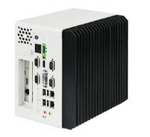 Fanless Box PC supports 2.7 GHz Intel Core i7-2620M processor.