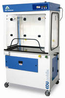 Mobile Ductless Fume Hoods meets several safety standards.