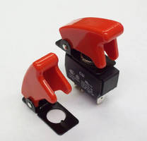 Toggle Safety Covers  protect against accidental actuation.