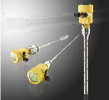 Guided Wave Radar Sensors offer level and interface measurement.
